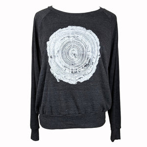 Tree Rings Sweatshirt
