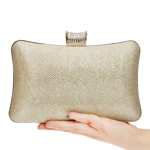 Simple Wedding Party Purse Clutches
