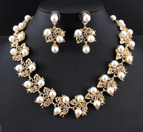 Necklace for women bridal clothing accessories