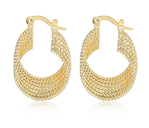 Hoop Earrings for Lady Gift Best Quality