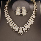 Luxury Jewelry Set for Big Gold Color