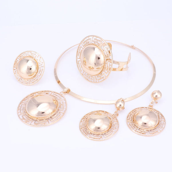 Bridal Women Party Jewelry Set