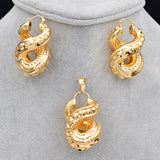 Cross Number Eight Trendy New Arrivals Jewelry Sets For Party