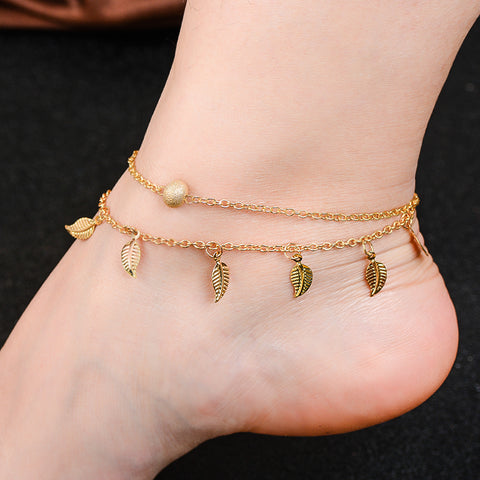 Hot Jewelry Anklets for Women Foot Accessories