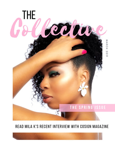 Cosign Magazine Interview