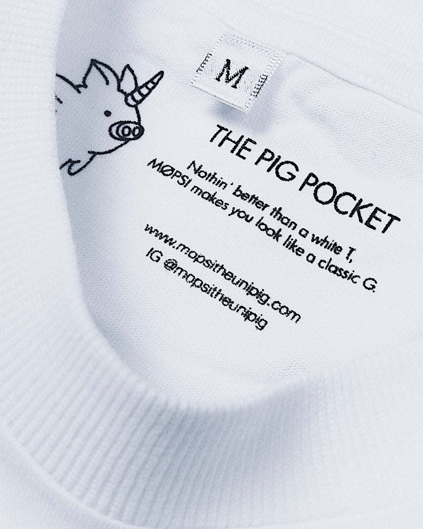 Pig Pocket T-shirt