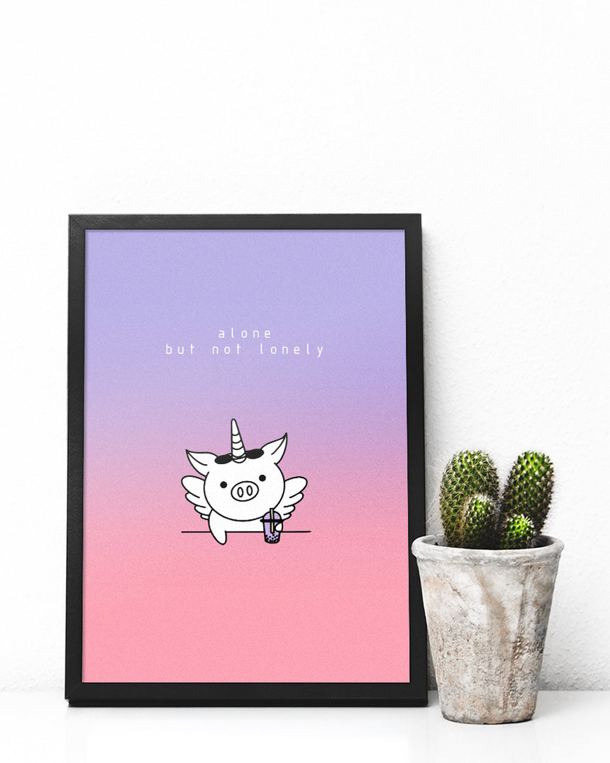 MØPSI Comic Art Prints