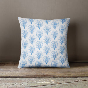 GRAND BLOSSOM THROW PILLOW