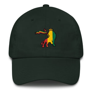 Lion Of Judah Strapback