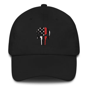 Thin Red Line Punisher Strapback