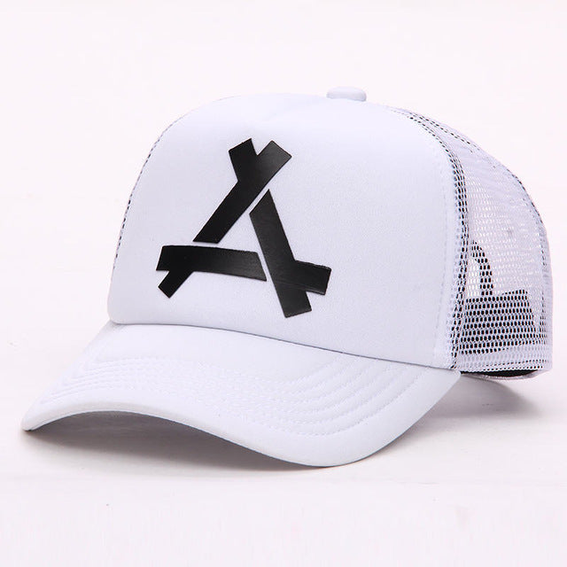 Alpha Trucker Hat