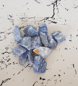 Blue Quartz Rough