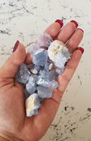 Celestite Rough small pieces
