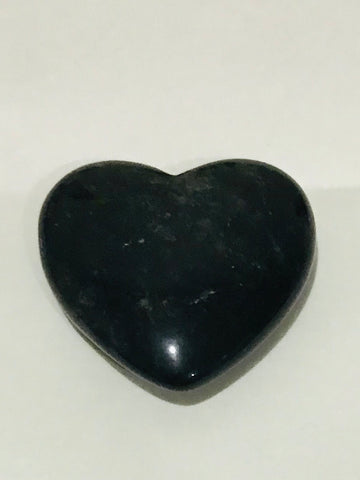 Black Toulmarine Heart