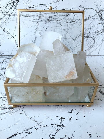 Clear Quartz Slab