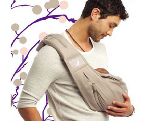 2 in 1 Sling Baby Carrier