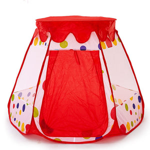 Foldable Pop Up Play Tent