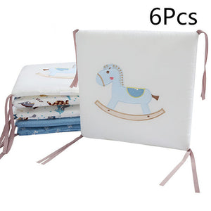 Cot Cushions & Bed Bumpers