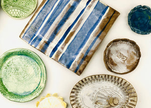 WORKSHOP | Make a Ceramic Bowl and Plate with Carys Martin