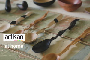 Join 'artisan at home' to connect, share and celebrate