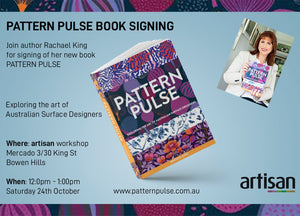 EVENT | Pattern Pulse Book Signing