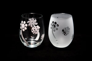 CREATIVE GLASSWARE SANDBLASTING WORKSHOP