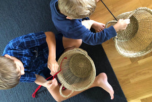 CHILDREN'S BASKET WEAVING 10:30AM