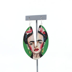 Frida Earrings Ceramics Rose Jensen-Holm