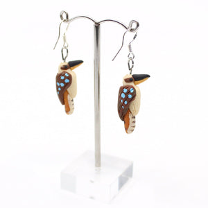 Native Bird Earrings Jewellery Aleja Hine