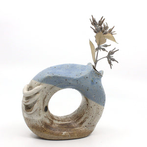 Warped Vessel 1 Ceramics Claudia De Salvo