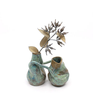 Warped Vessel 3 Ceramics Claudia De Salvo