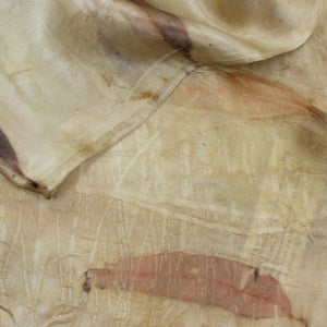 Luxury silk scarf Textiles & Fibre Art Earth Fibre