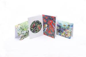 Australian Flora and Fauna Greeting Cards Cards & Tags Ingrid Bartkowiak