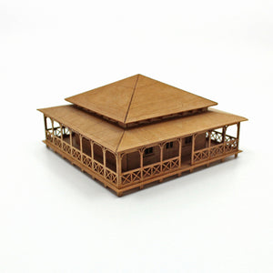 Queenslander DYI model Timber Little Building Company Classic