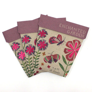A Gift of Seeds Card Stationery Sow 'n Sow Echinacea