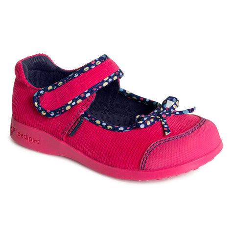 pediped flex becky fuchsia