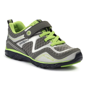 pediped flex force grey lime