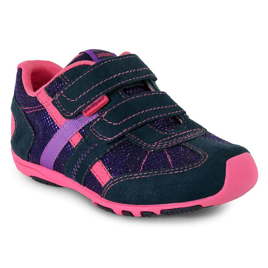 pediped flex gehrig navy rose