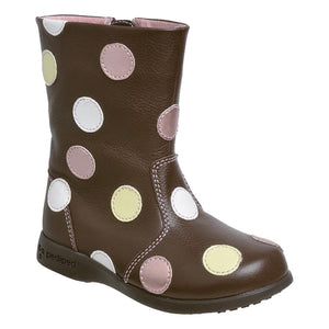 pediped flex giselle boot brown