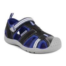 pediped flex sahara black king blue