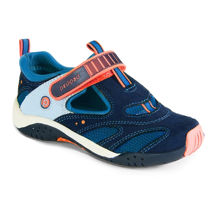pediped flex stingray blue orange