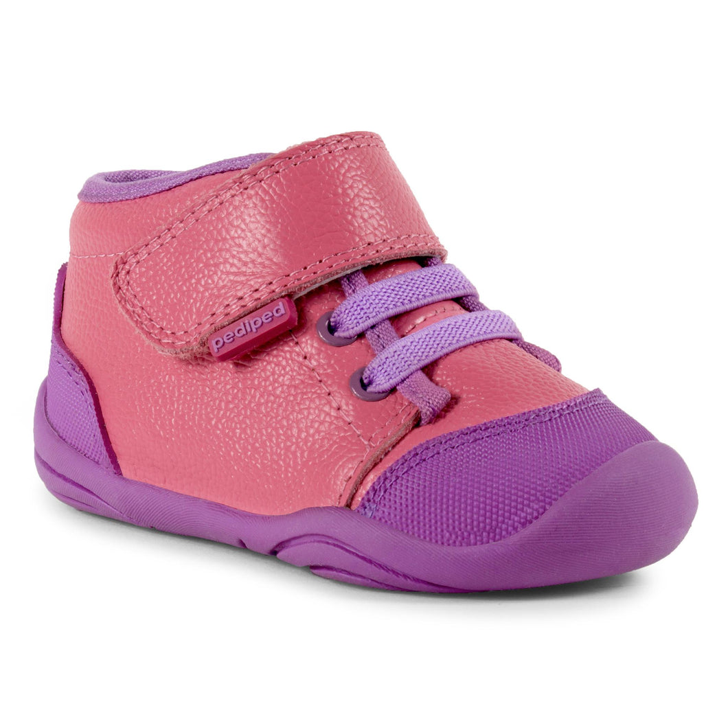 pediped grip-n-go jay mid pink