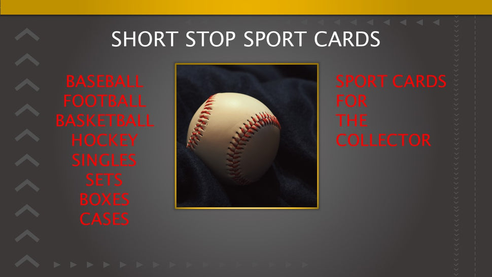 Short Stop Sport Cards