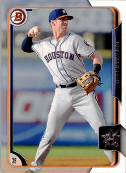 2015 Bowman Prospects #BP149 Colin Moran, Houston Astros
