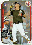 2015 Bowman #149 Jake Lamb, Arizona Diamondbacks, Rookie Card (RC)