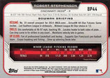 2015 Bowman Prospects #BP44 Robert Stephenson, Cincinnati Reds