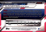 2016 Bowman Chrome Prospects #BCP69 Kolby Allard, Atlanta Braves