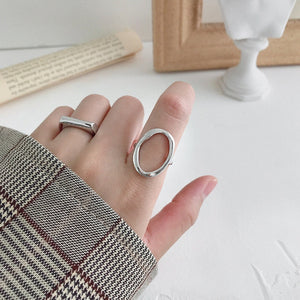 Hollow Opening Ring