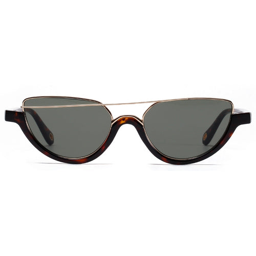 Asymmetric sunglasses
