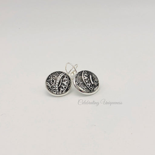 Silver Dangle Earrings - MeCelebratingU
